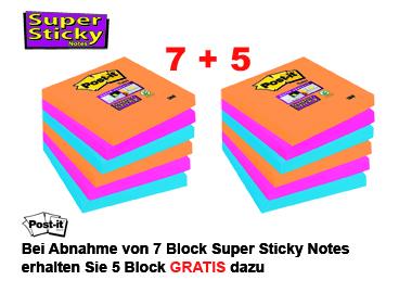 Super Sticky Notes Bangkok Collection