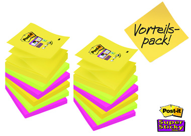 Super Sticky Z-Notes Rio de Janeiro Collection