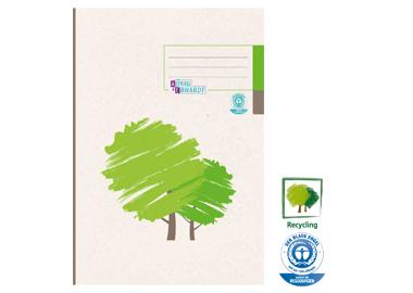 Geschäftsbücher Recycling
