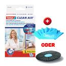 Feinstaubfilter Clean Air + Fitnessband / Balanceboard