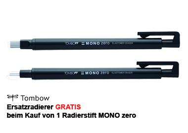 Radierstift MONO zero