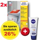 2 Pg. Universal-Etiketten + Nivea Handcreme GRATIS